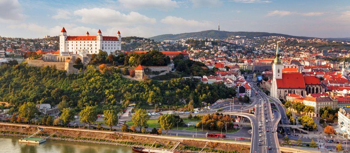 Die Burg Bratislava oder einfach nur Pressburg, ist die Zentralburg von Bratislava, der Hauptstadt der Slowakei. Der Burgberg ist seit der Steinzeit besiedelt. Die ersten namentlich bekannten Siedler waren die Kelten, die hier noch v. Chr. ein Oppidum bauten. Später erreichten die Germanen und Römer das Gebiet.